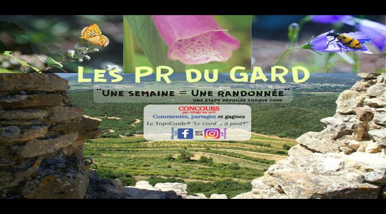 Les PR du Gard