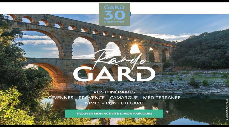 Randonner dans le Gard avec Rando Gard